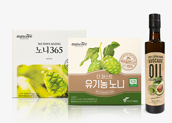 Nature grows and Newtree strictly selects, making it even more special, COREFOOD